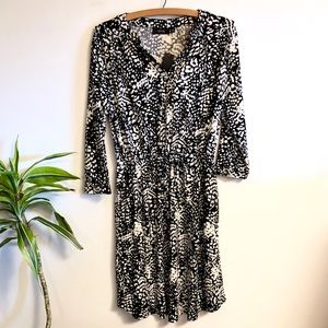 Apt 9 Animal Print Dress